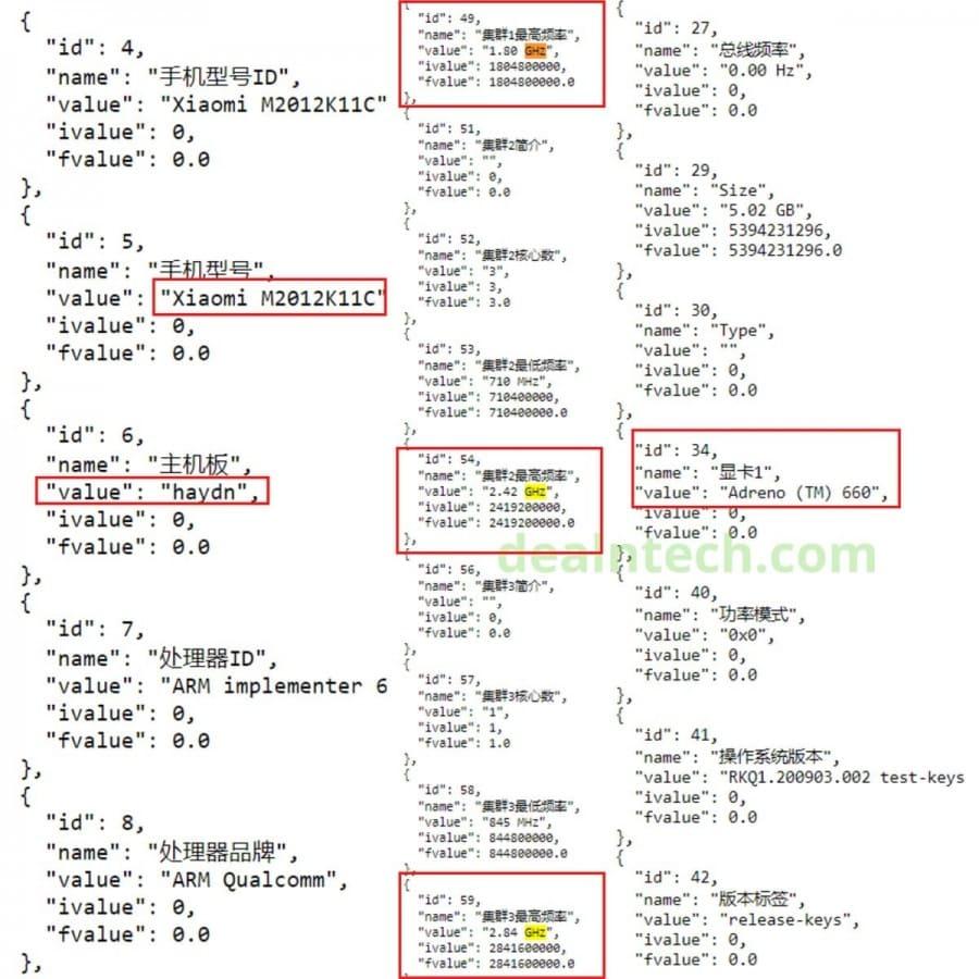 Xiaomi-Mi-11-especificaciones-filtradas