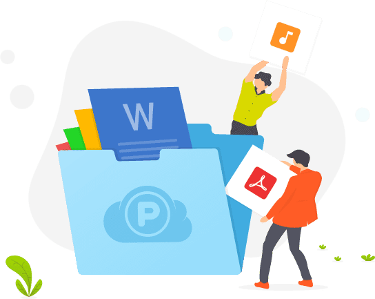 almacenar-archivos-nube-pCloud