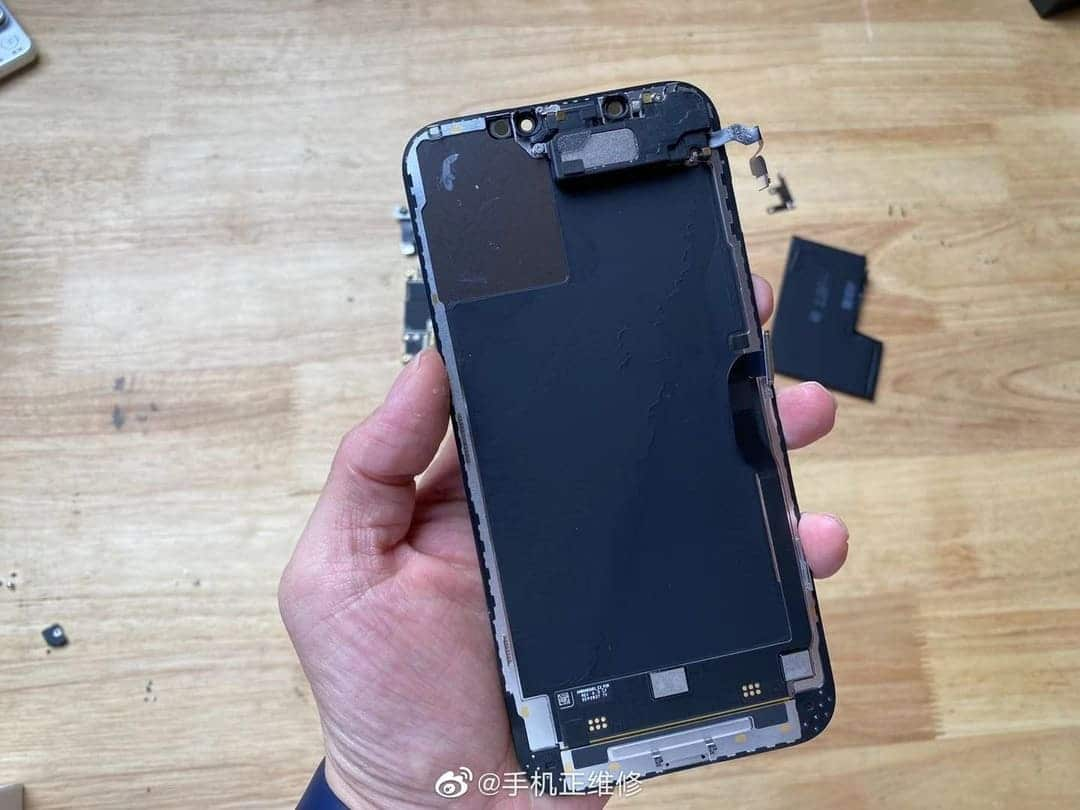 desmontaje-iPhone-12-Pro-Max-pantalla