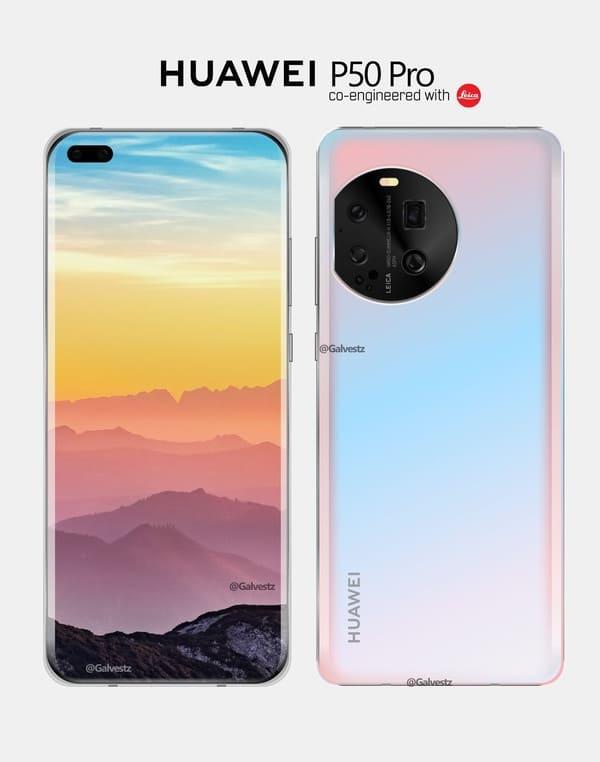 filtrados-renders-Huawei-P50-Pro