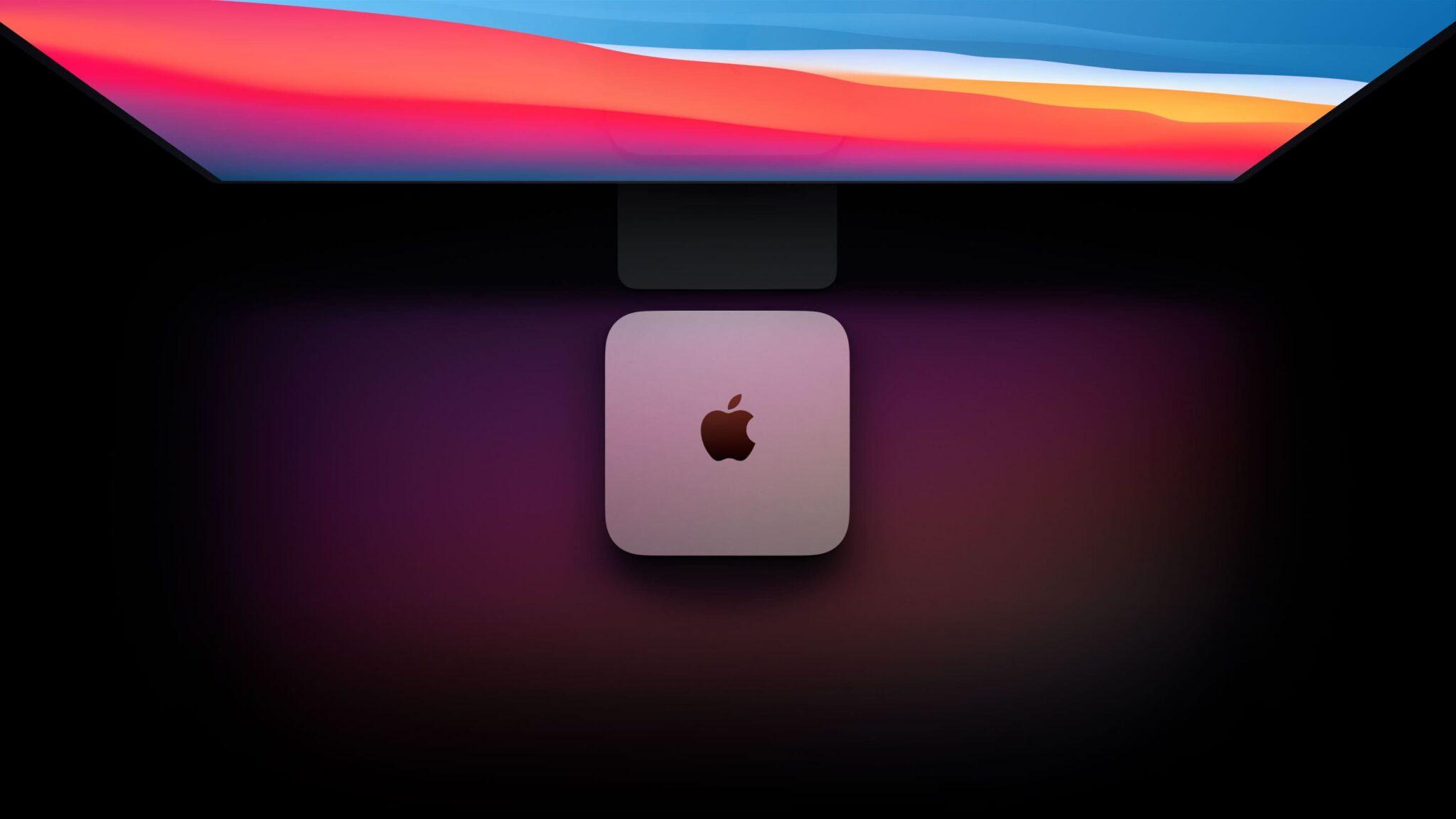 nuevo mac mini 2020 chipset m1 scaled
