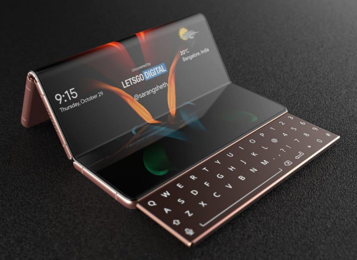 render-Samsung-plegable-tres-pliegues-filtraciones-teclado