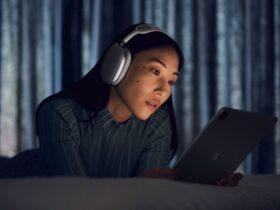 Apple-AirPods-Max-con-iPad