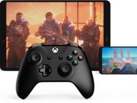 Project-xCloud-con-mando-Xbox