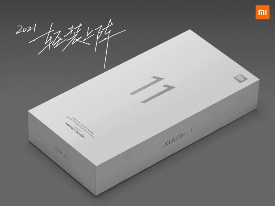 caja-venta-sin-cargador-Xiaomi-Mi-11