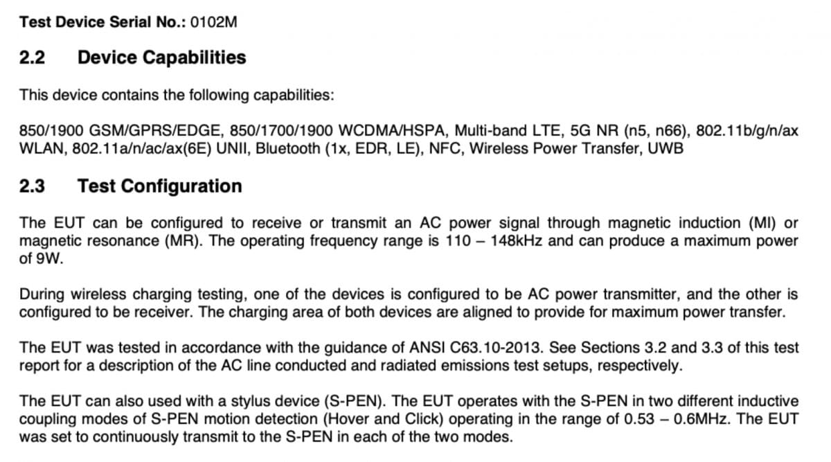 certificado-FCC-S-Pen-Galaxy-S21-Ultra