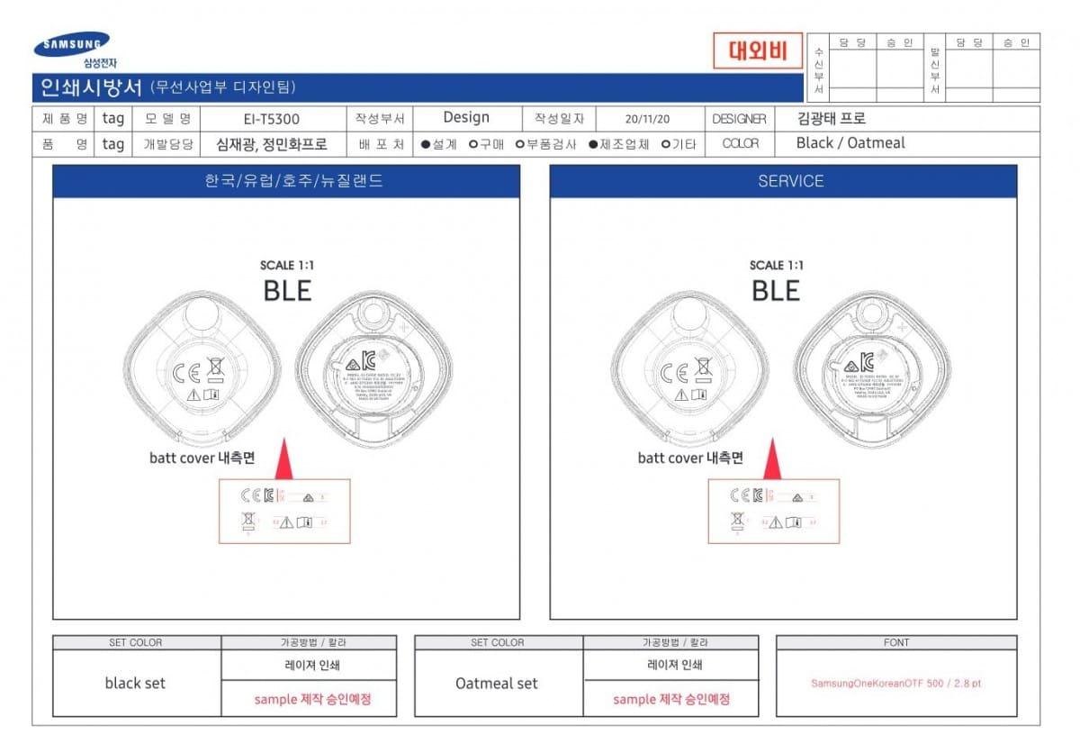 diseño-certificacion-Galaxy Smart-Tag