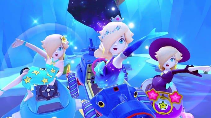 Estela Mario Kart Tour