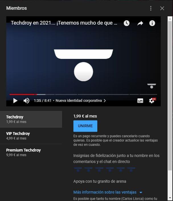 Miembros-Techdroy