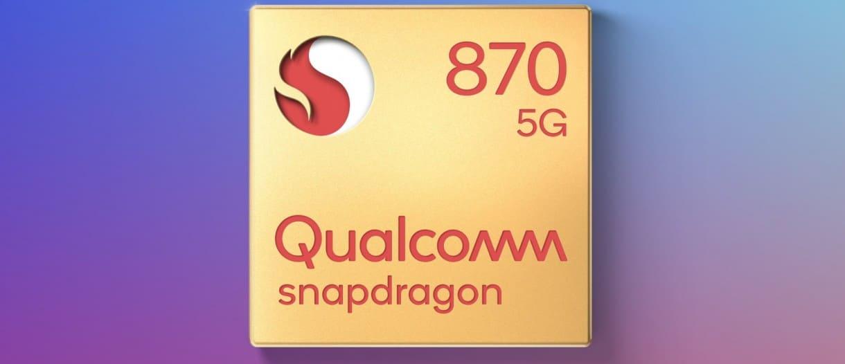Qualcomm-Snapdragon-870-5G-presentado
