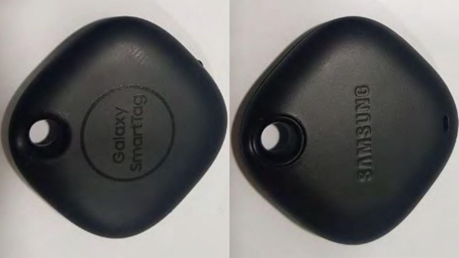 Samsung Galaxy SmartTag filtrado imagenes