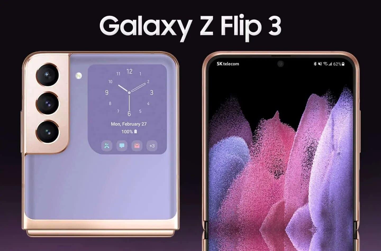 render-filtrado-Galaxy-Z-Flip-3-frontal-y-trasera