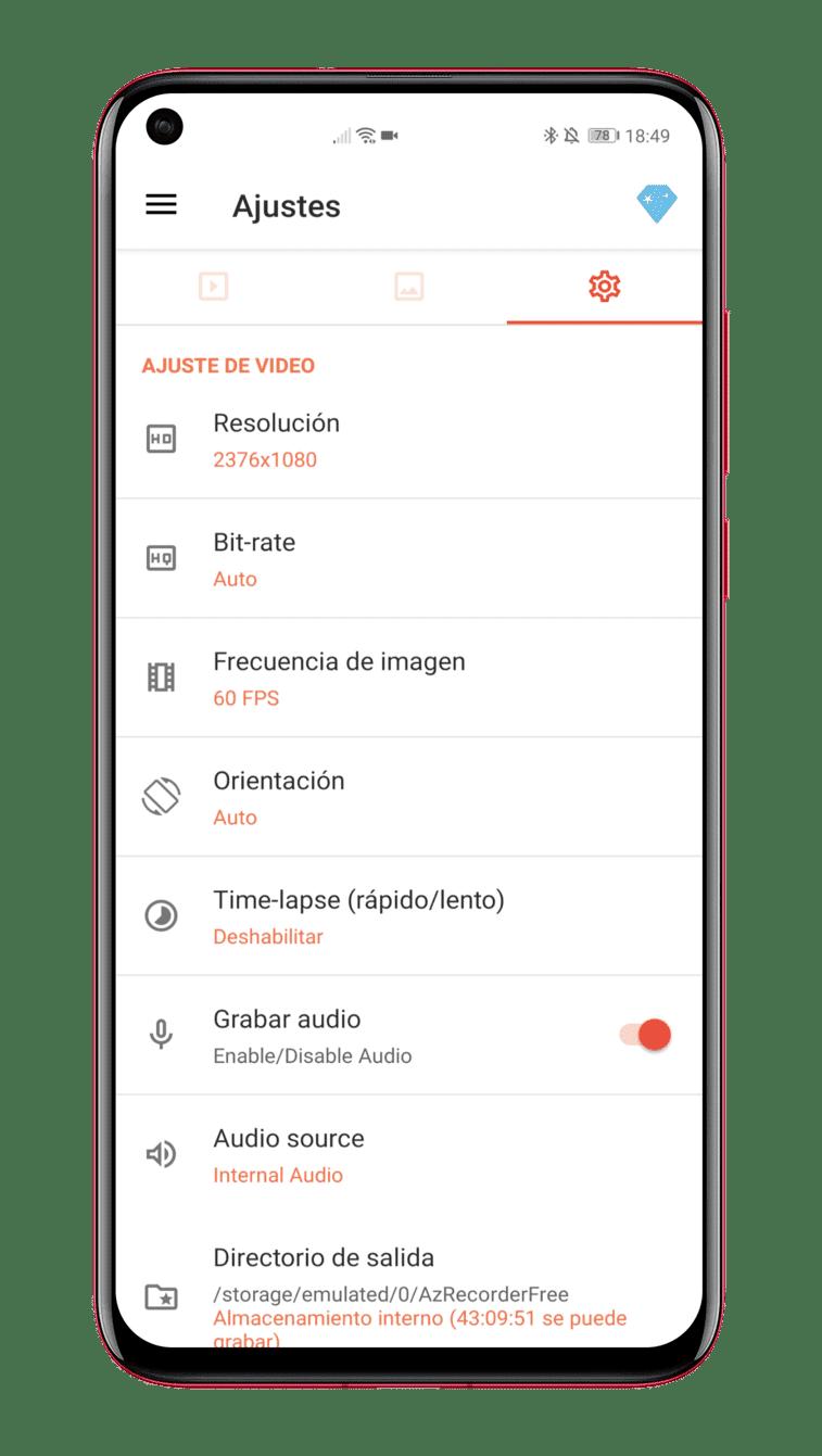 AZ-Screen-Recorder-ajustes
