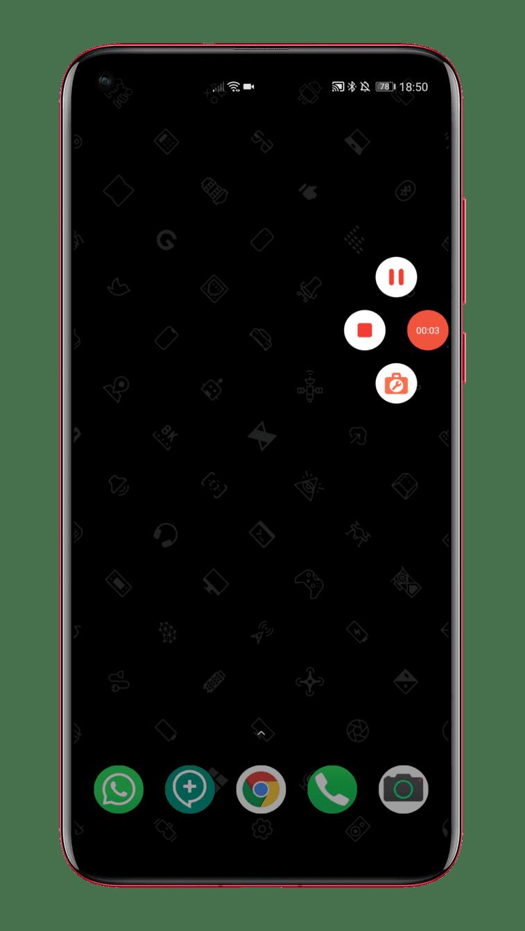 AZ-Screen-Recorder-detener-grabacion