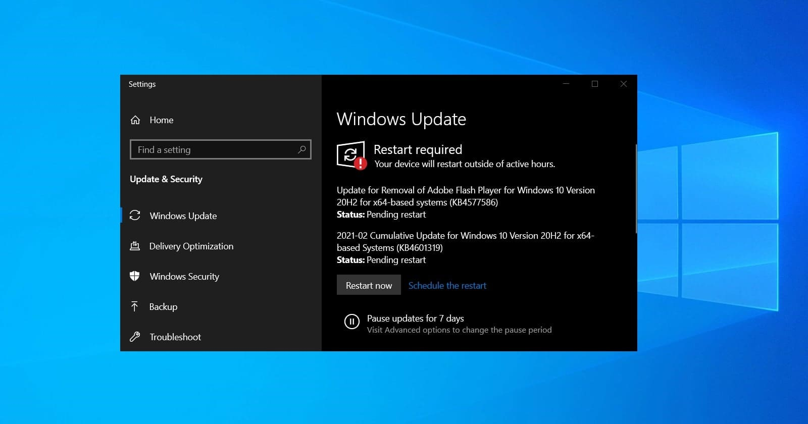 actualizacion-Windows-10-KB4577586-Flash-Player