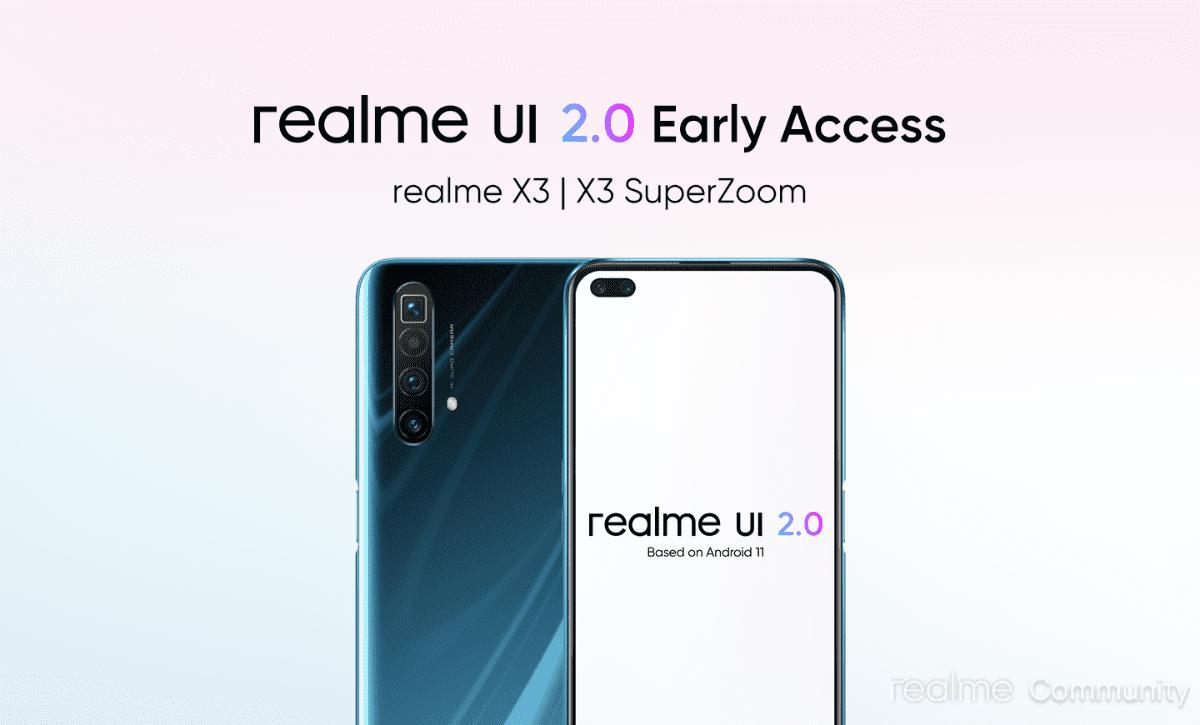 actualizacion-beta-Realme-UI-2.0-basado-Android-11