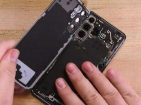 desmontaje-Samsung-Galaxy-S21