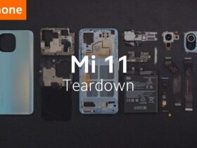 desmontaje-Xiaomi-Mi-11