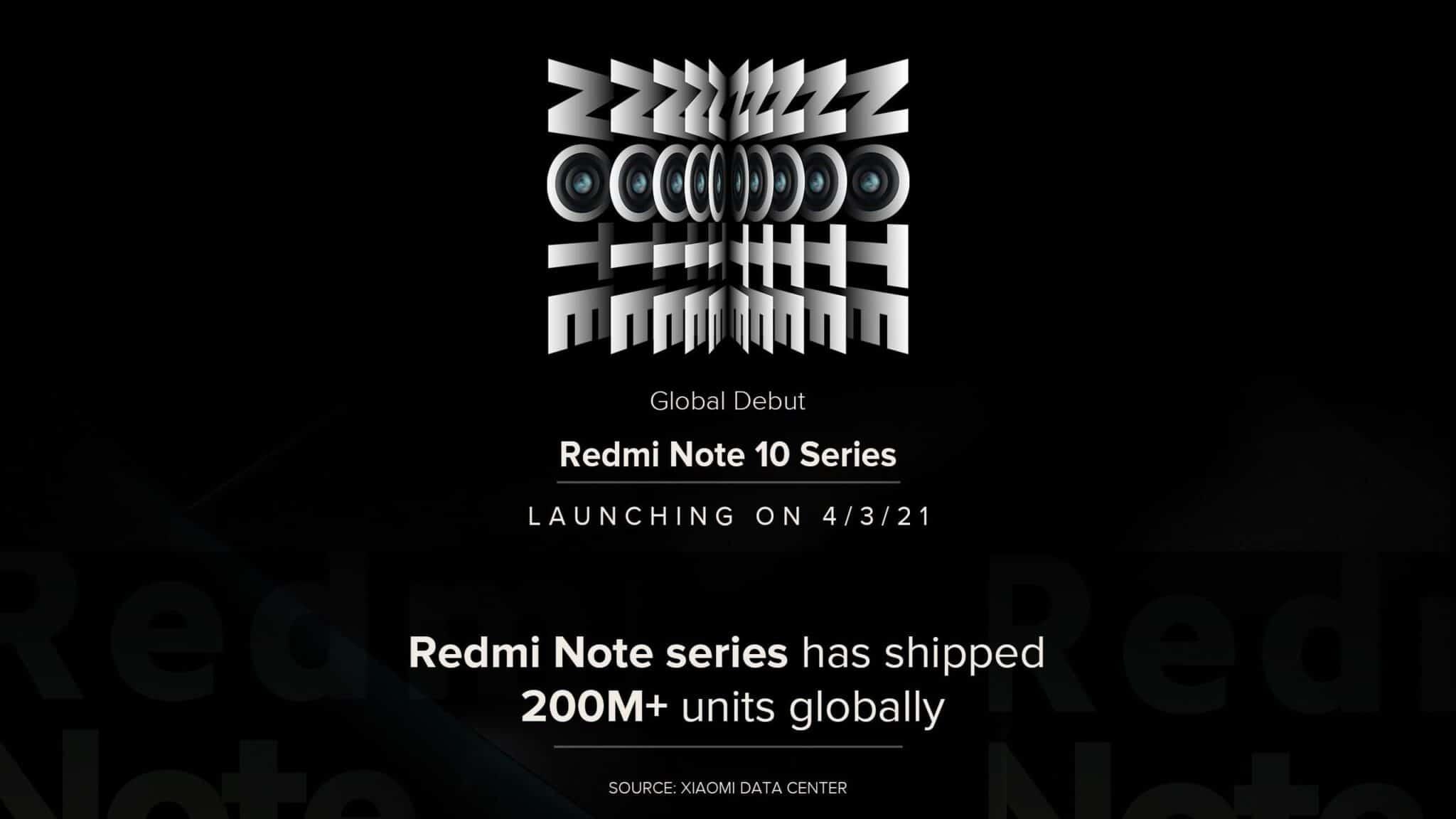 fecha lanzamiento Redmi Note 10 scaled