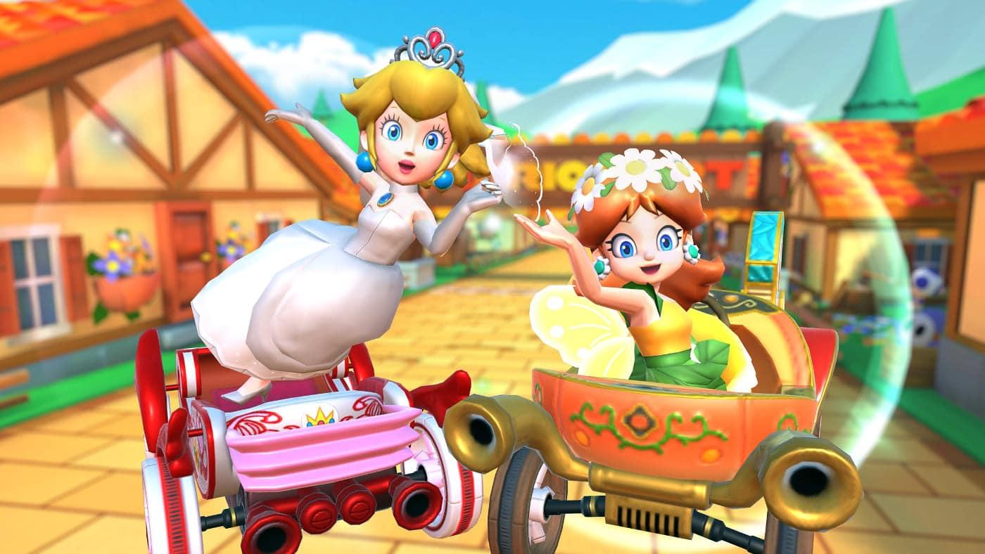 Imagen Mario Kart