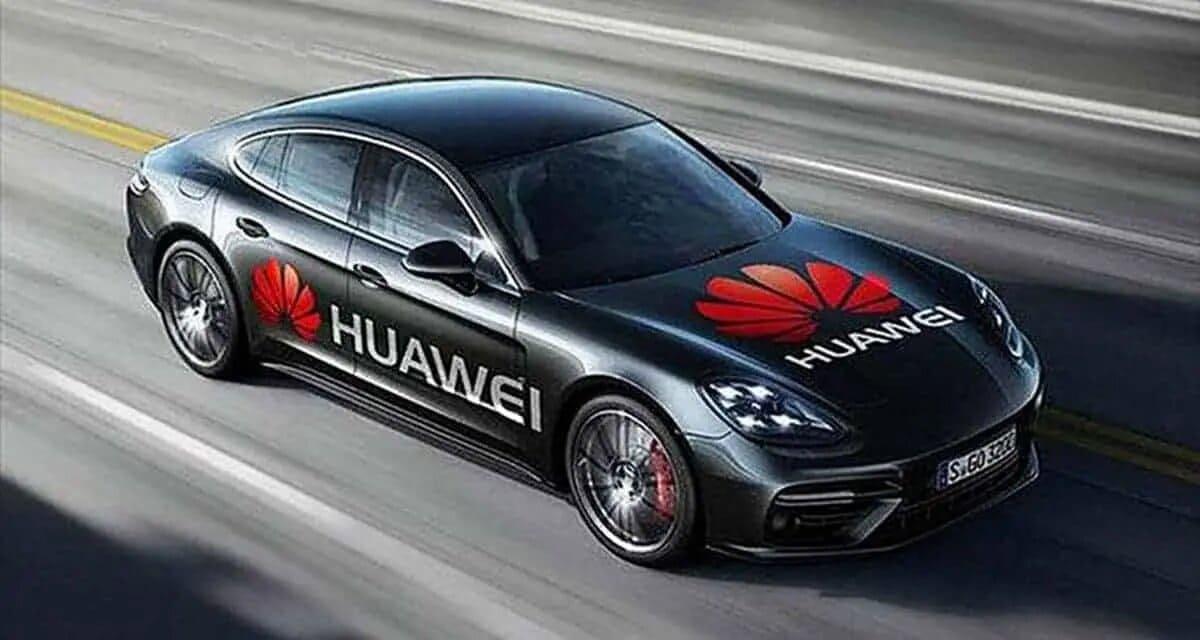 Huawei-car
