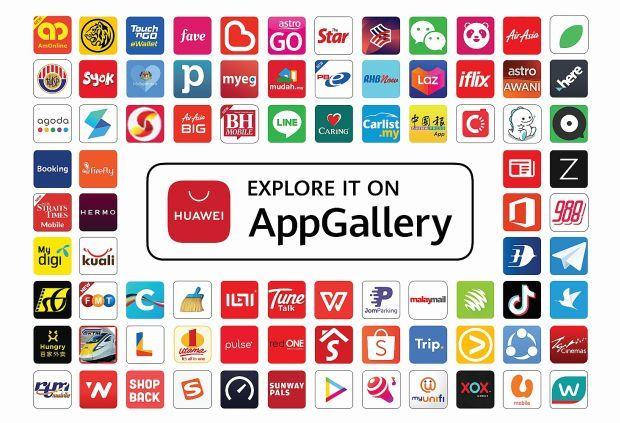 aplicaciones-AppGallery
