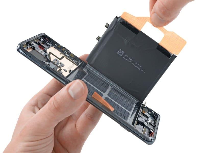 desmontaje-bateria-Xiaomi-Mi-11