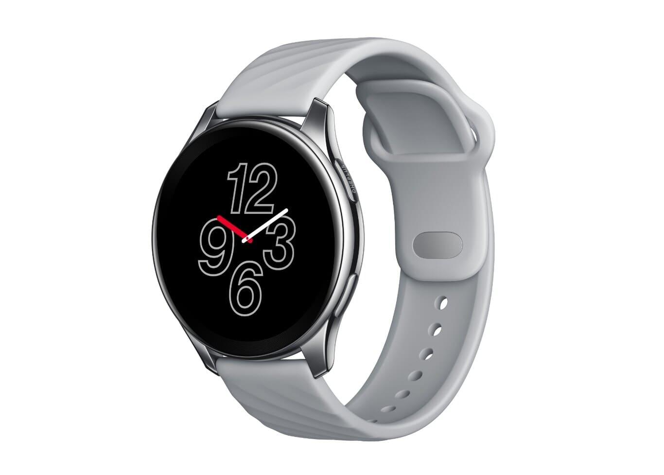 oneplus watch diseno blanco