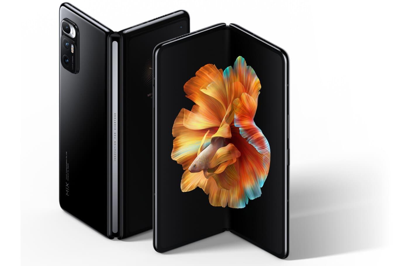 parte-trasera-y-frontal-Xiaomi-Mi-MIX-Fold
