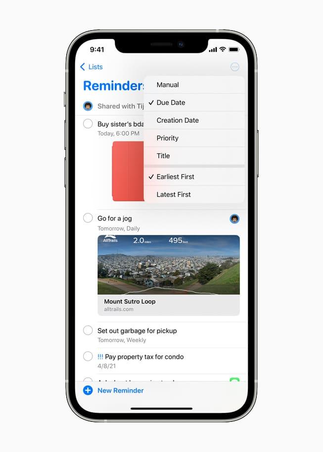 apple-ios-14.5-app-recordatorios-novedades