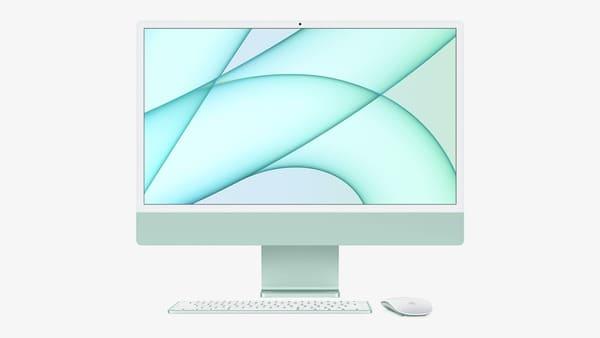 apple-nuevo-imac-m1-2021-color-verde-parte-delantera