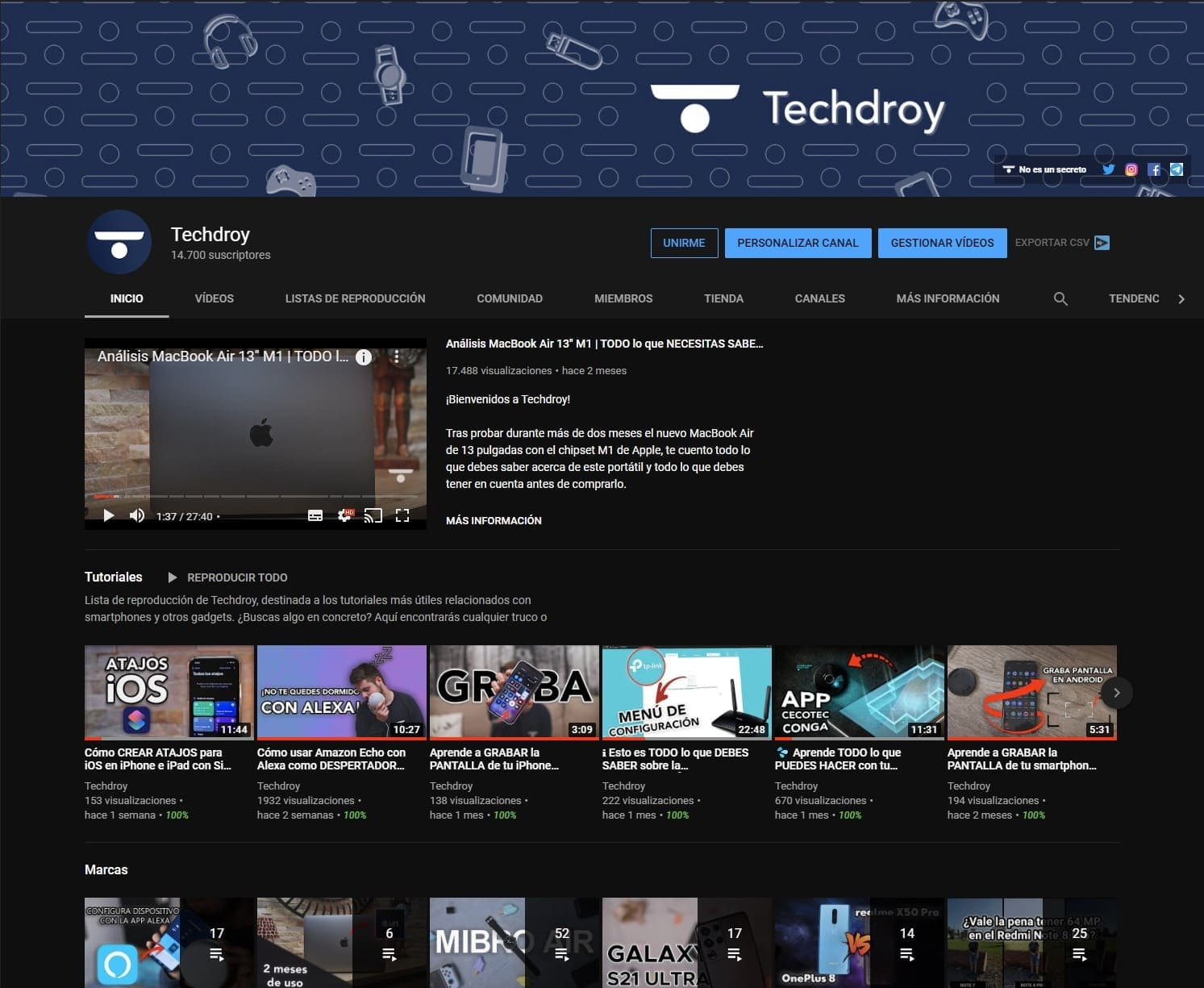 canal-YouTube-Techdroy