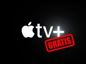 conseguir Apple TV gratis