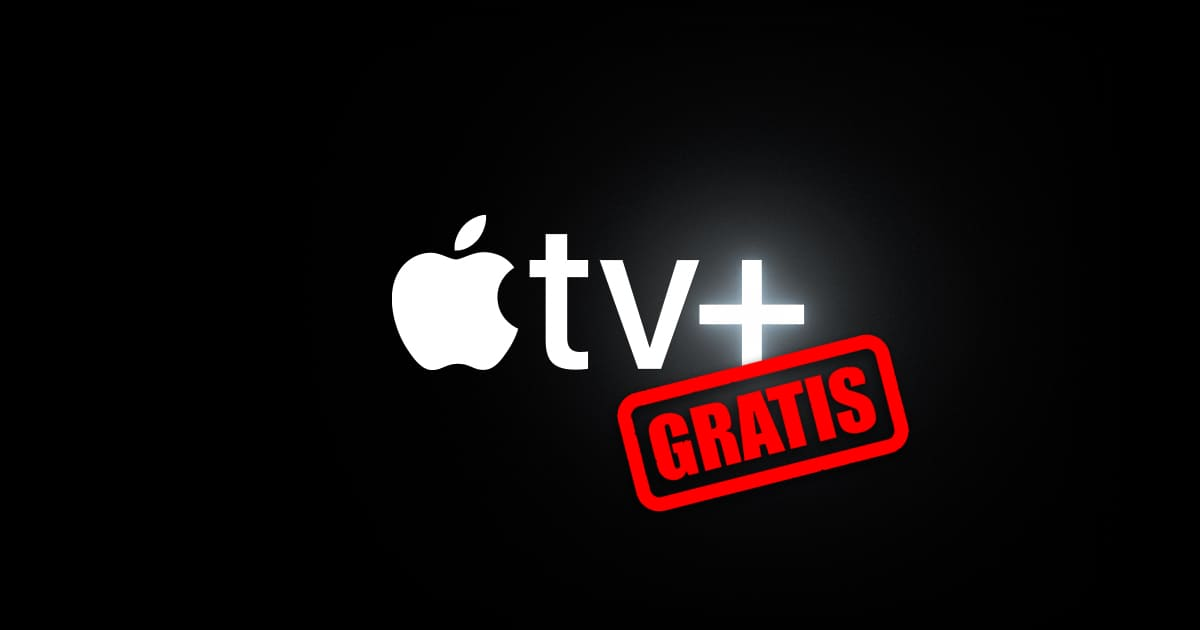 conseguir Apple TV gratis