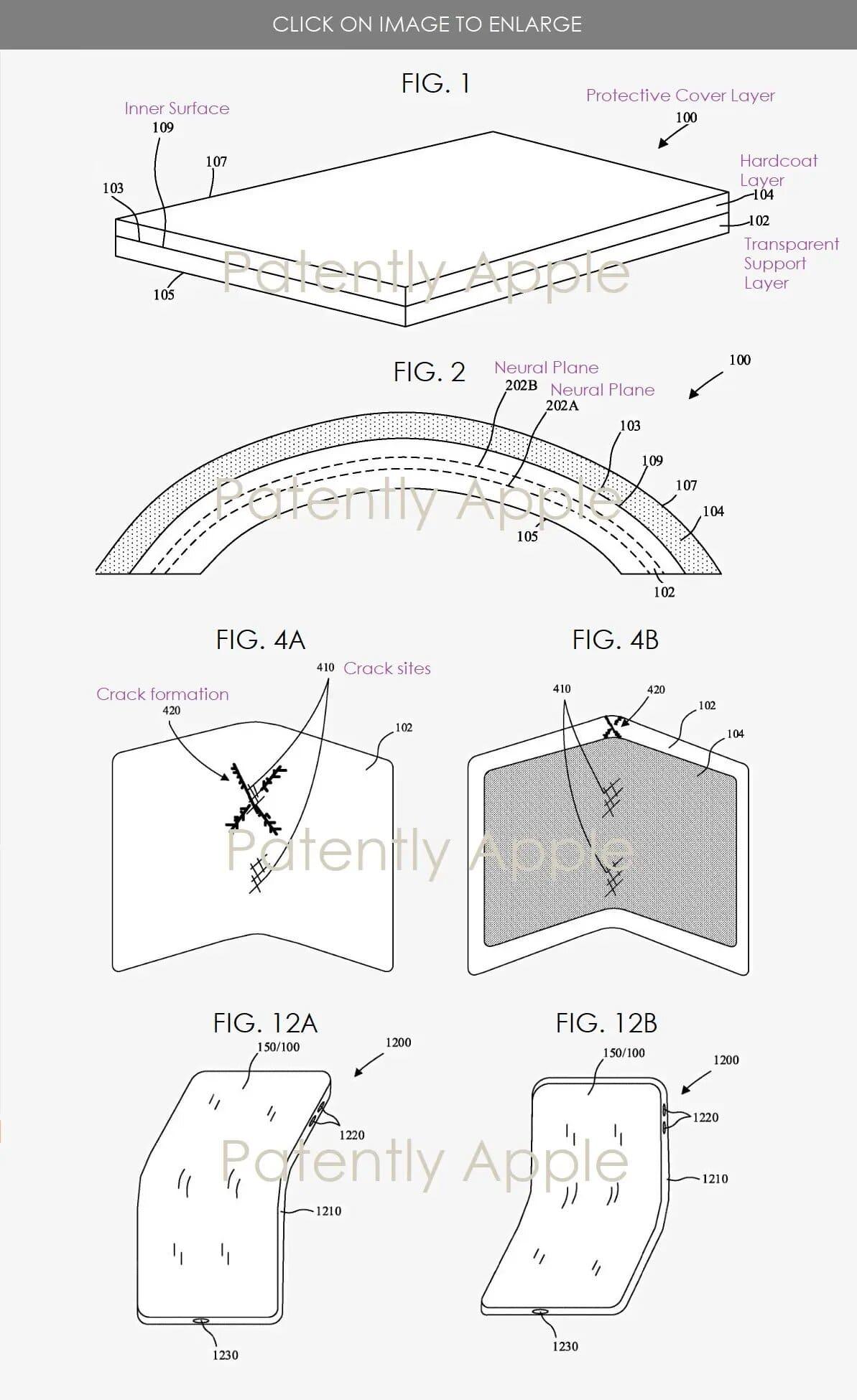 patente-panel-flexible-2021-Apple-filtrado