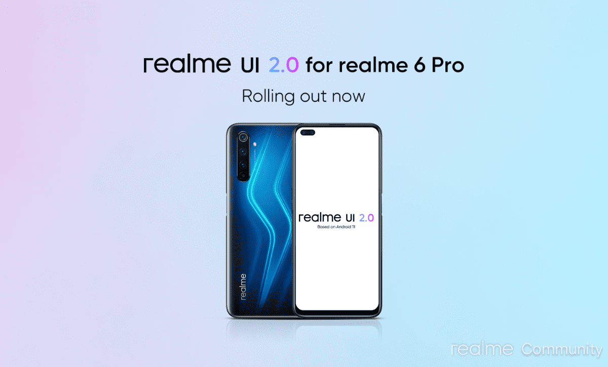 realme-6-Pro-actualizacion-Realme-2.0-Android-11