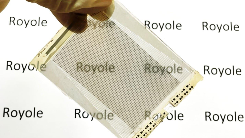 panel-2,7-pulgadas-micro-LED-extensible-Royole