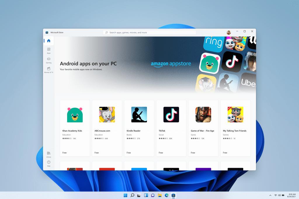 Windows-11-aplicaciones-Android