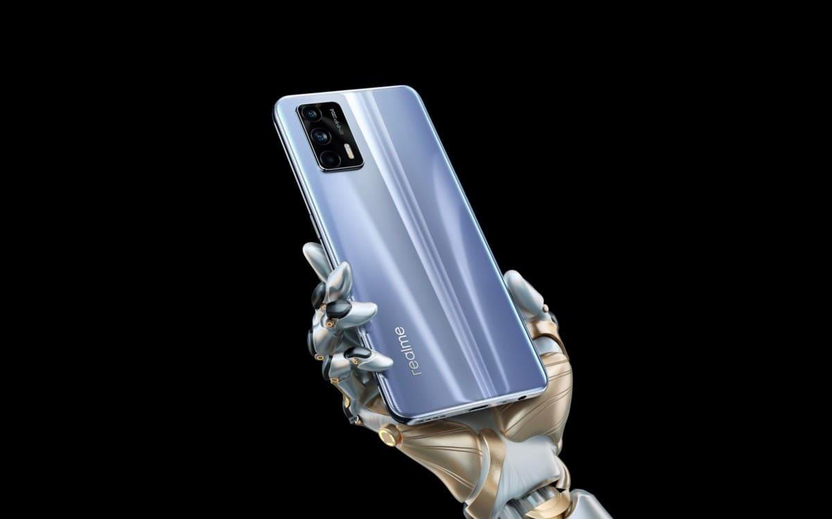 diseño-trasera-Realme-GT-5G