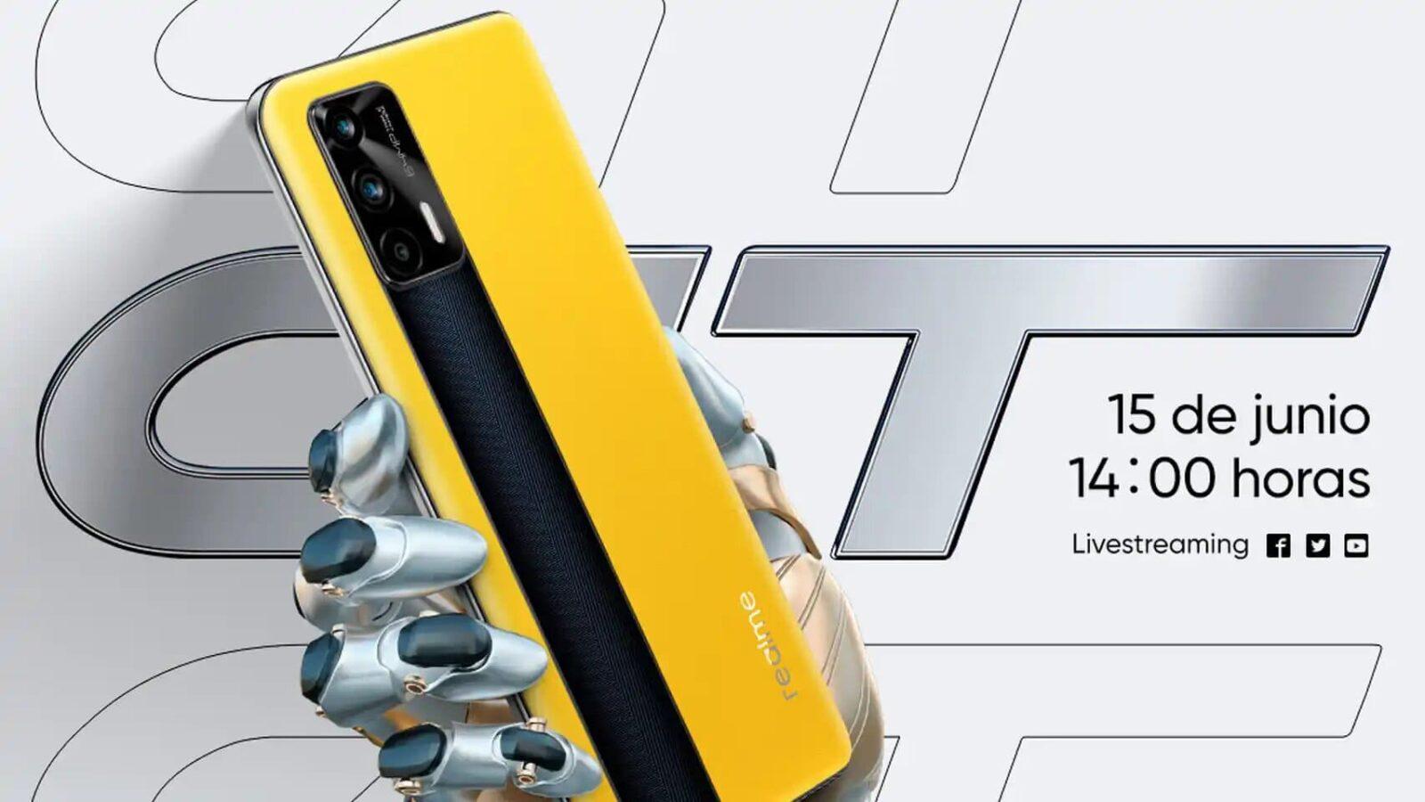 presentacion-Europa-Realme-GT-5G