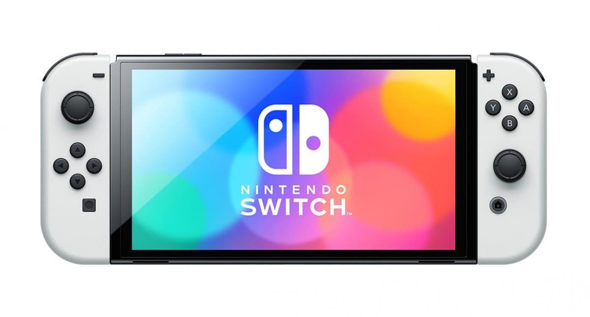 Diseño-Nintendo-Switch-pantalla-OLED