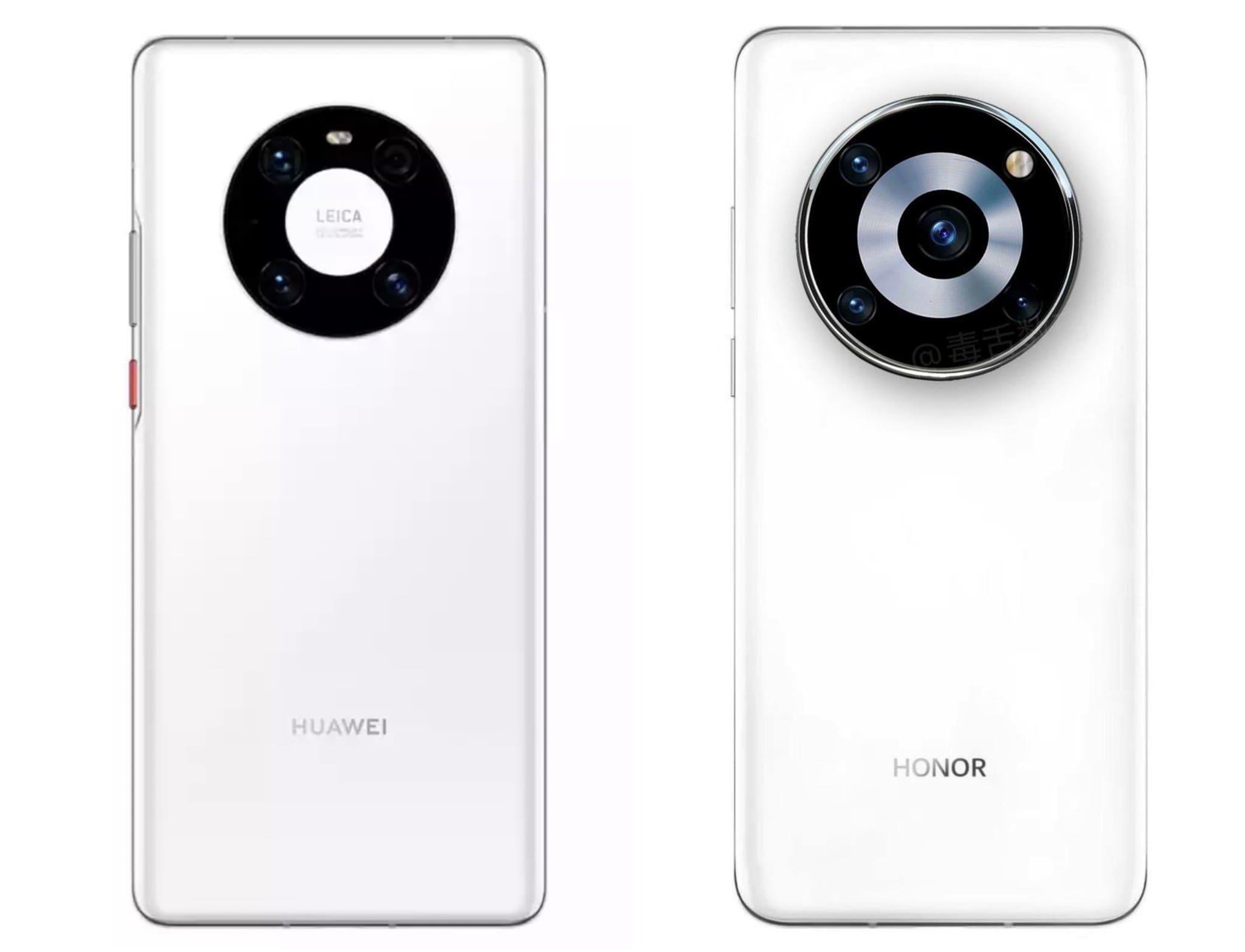 Huawei-Mate-40-Pro-vs-Honor-Magic3-filtrado