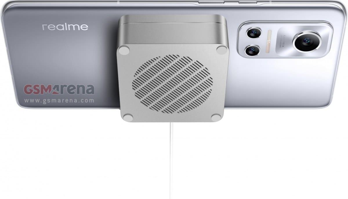 Realme-Flash-filtrado-cargador-MagDart