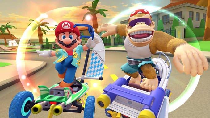 Mario Kart Tour Imagen