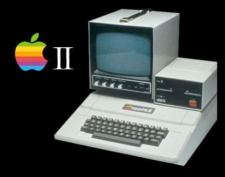 ordenador-personal-Apple-II