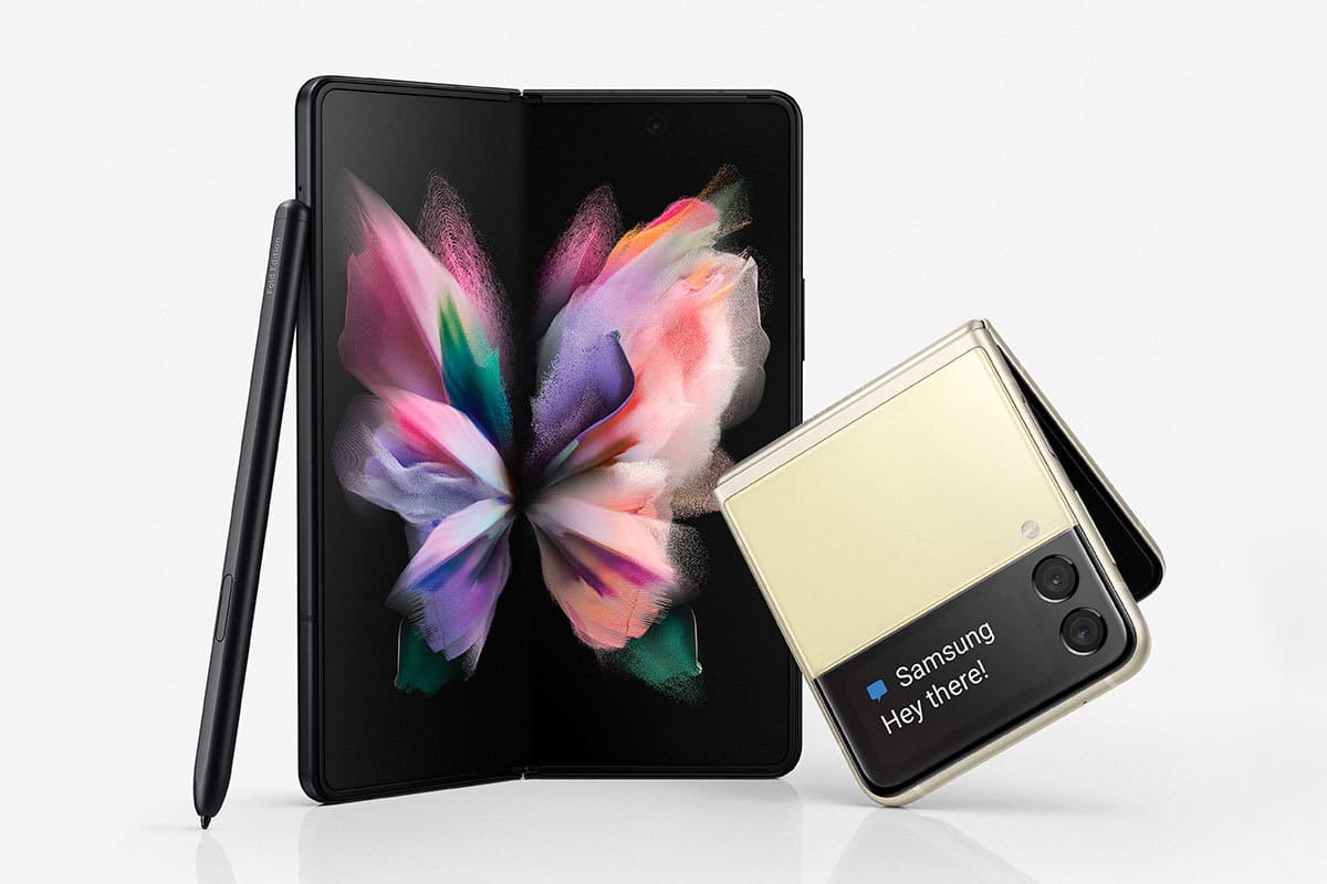 diseño-Samsung-Galaxy-Z-Fold3-y-Galaxy-Z-Flip3