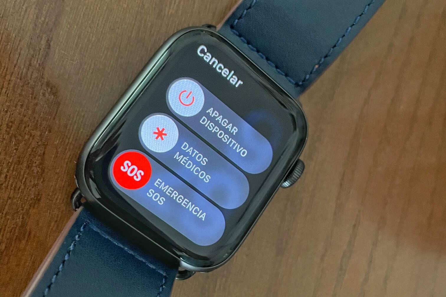 menu-apagado-datos-medicos-y-llamda-emergencia-Apple-Watch