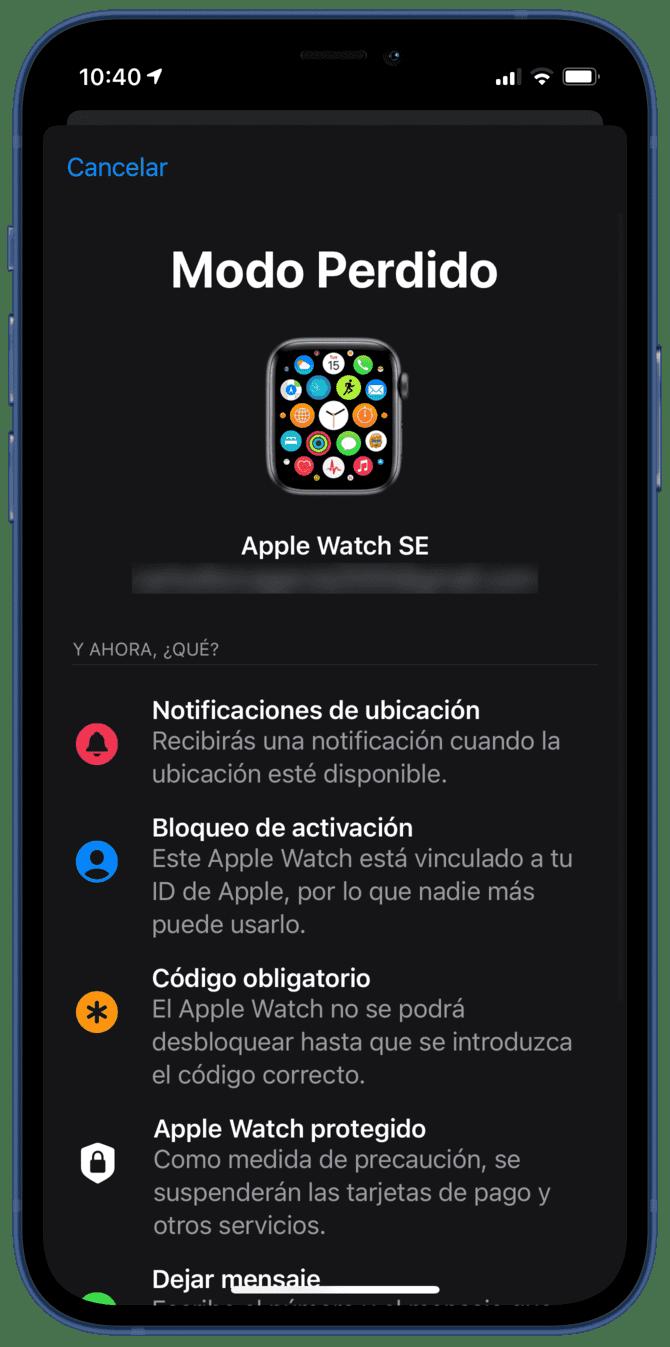 modo-perdido-Apple-Watch-Find-My