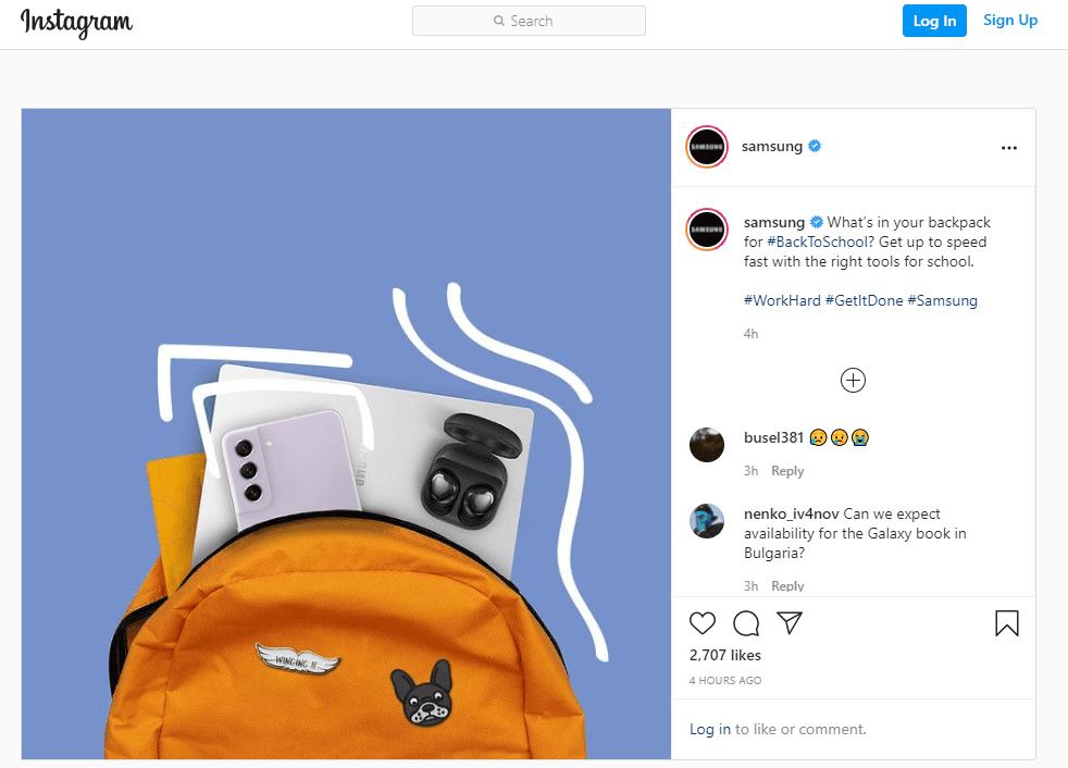 post-instagram-eliminado-Samsung-Galaxy-S21-FE