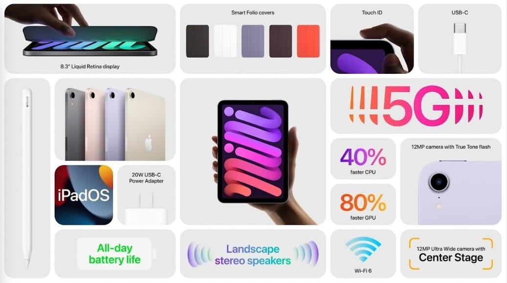 especificaciones-iPad-Mini-2021